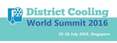 District Cooling Asia Summit 2016