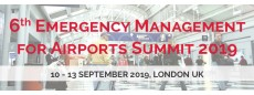 6th Emergency Management for Airports Summit 2019