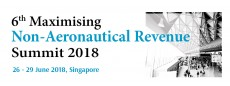 6th Maximising Non-Aeronautical Revenue Summit 2018
