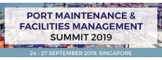 Port Maintenance and Facilities Management Summit