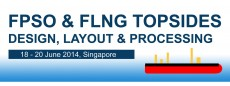 FPSO & FLNG Topsides Design, Layout & Processing Training Course