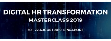 Digital HR Transformation Masterclass 2019 August