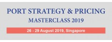Port Strategy and Pricing Masterclass 2019