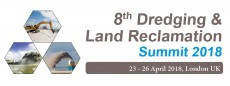 8th Dredging and Land Reclamation Summit 2018
