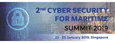 2nd Cyber Security for Maritime Summit 2019