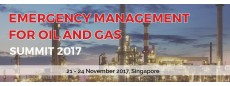 Emergency Management for Oil and Gas Summit 2017
