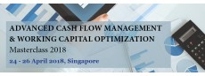 Advanced Cash Flow Management & Working Capital Optimization Masterclass 2018