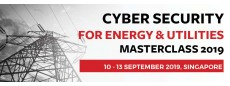 Cyber Security For Energy and Utilities Masterclass 2019 Sep