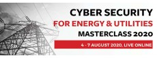 Cyber Security for Energy and Utilities Masterclass 2020