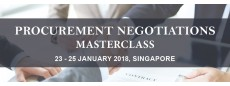 Procurement Negotiations Masterclass