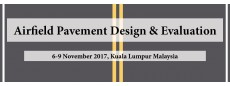 Airfield Pavement Design & Evaluation November 2017