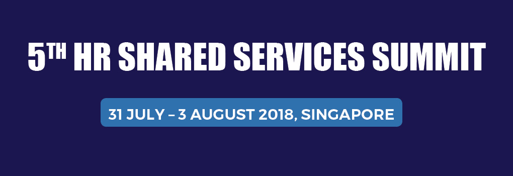 5th HR Shared Services Asia Summit