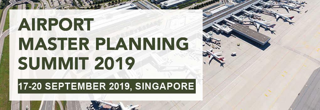 Airport Master Planning Summit 2019