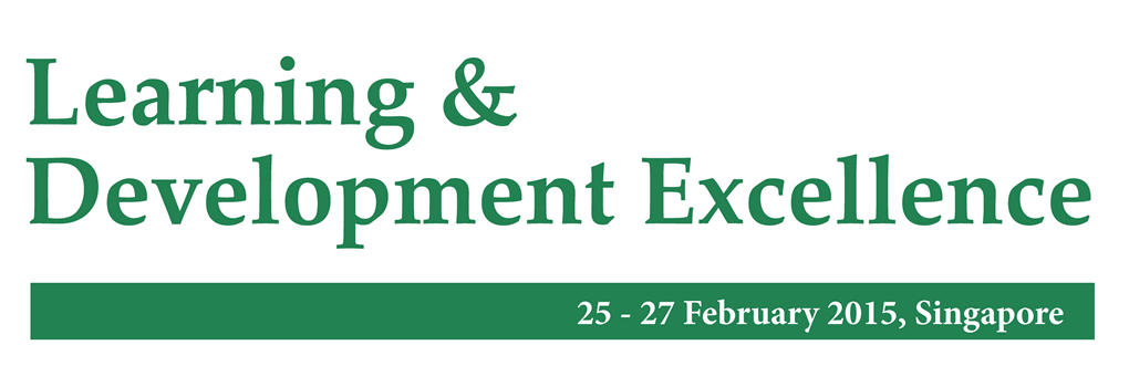 Learning and Development Excellence 2015