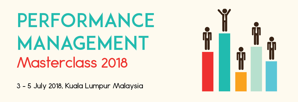 Performance Management Masterclass - KL 2018