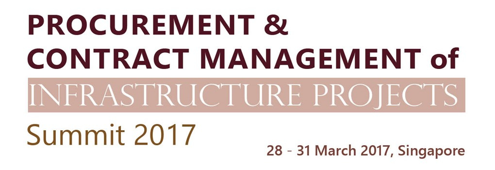 Procurement & Contracts Management for Infrastructure Projects 2017