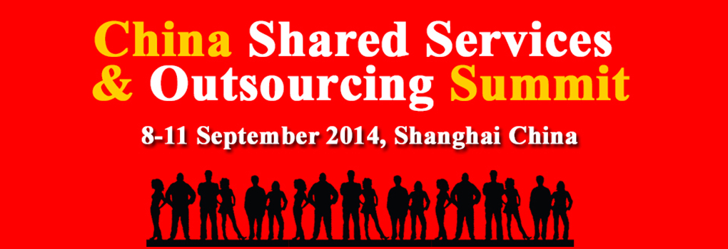 China Shared Services & Outsourcing Summit 2014