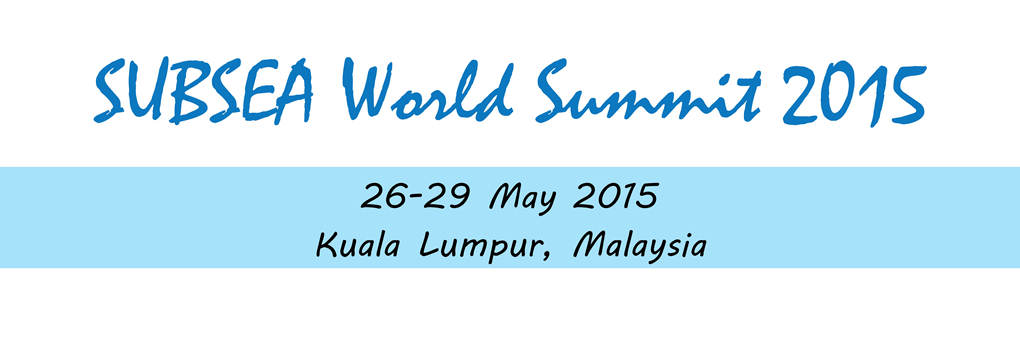 Subsea World Summit 2015