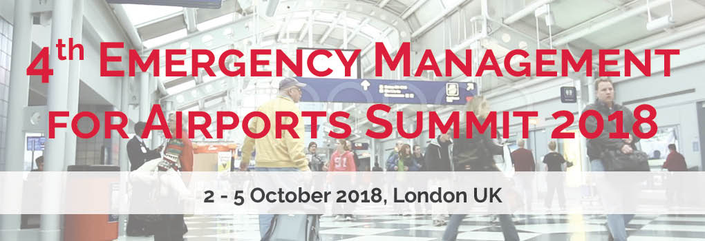 4th Emergency Management for Airports Summit 2018 UK