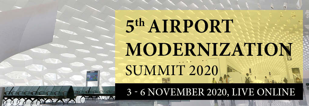 5th Airport Modernization Summit LIVE ONLINE 2020