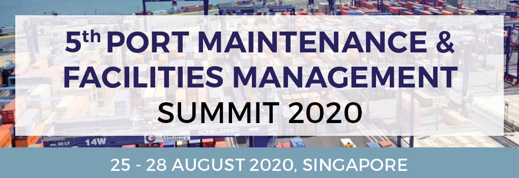 5th Port Maintenance and Facilities Management Summit 2020