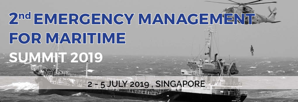 2nd Emergency Management for Maritime Summit 2019