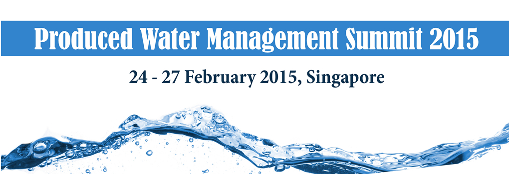 Produced Water Management Summit 2015
