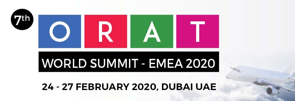 7th ORAT World Summit EMEA 2020