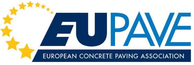 EUPAVE (the European Concrete Paving Association)