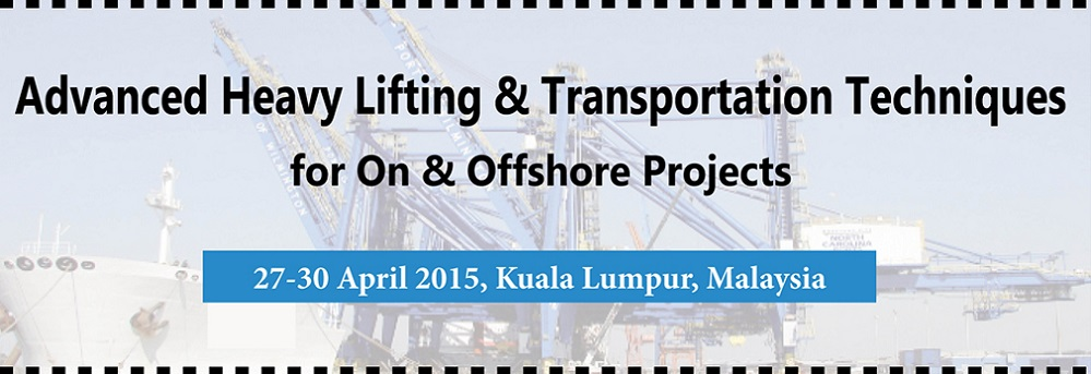 Advanced Heavy Lifting and Transportation Techniques  for Onshore & Offshore Projects
