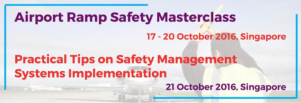 Airport Ramp Safety & Safety Management Systems