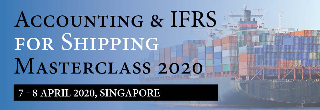 Accounting & IFRS for Shipping Industry 2020
