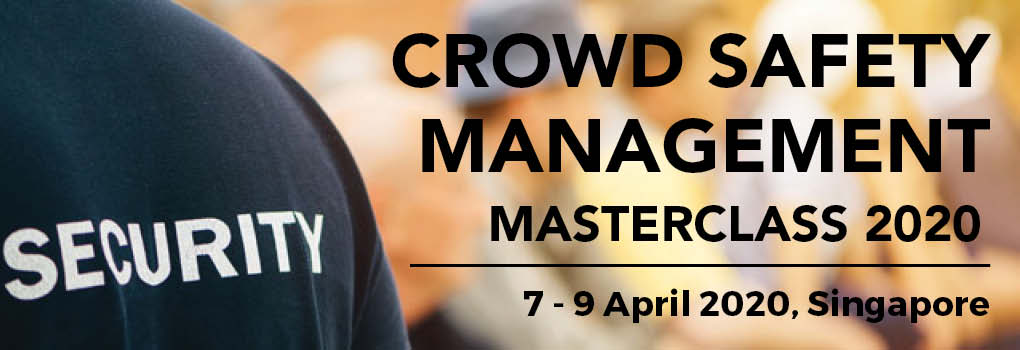 Crowd Safety Management Masterclass 2020