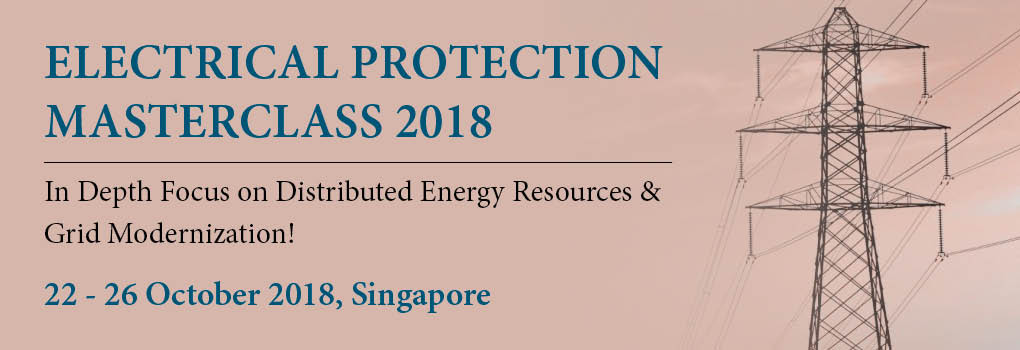 Electrical Protection and Control 2018