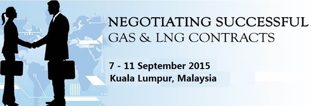 Negotiating Successful Gas & LNG Contracts
