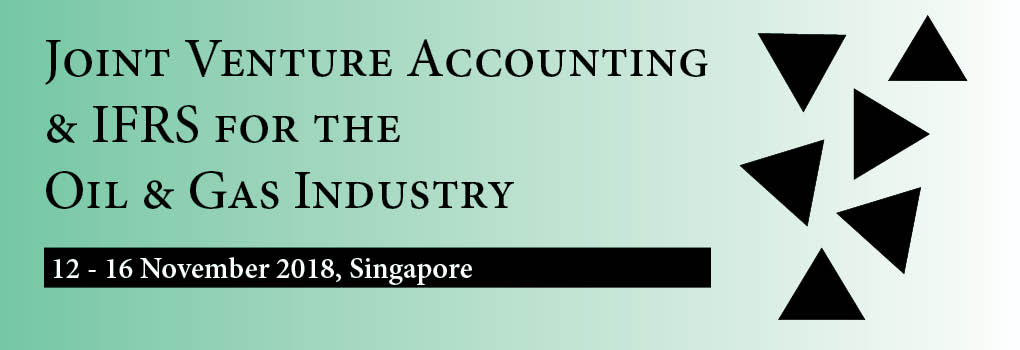 Joint Venture Accounting & IFRS For Oil and Gas 2018