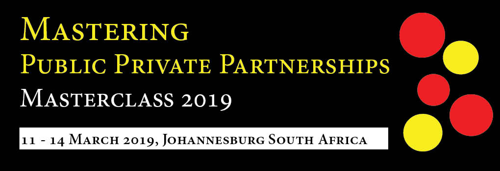 Mastering Public Private Partnerships 2019 South Africa
