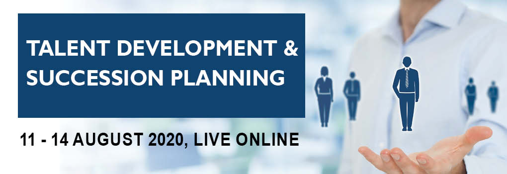 Talent Development and Succession Planning Masterclass 2020