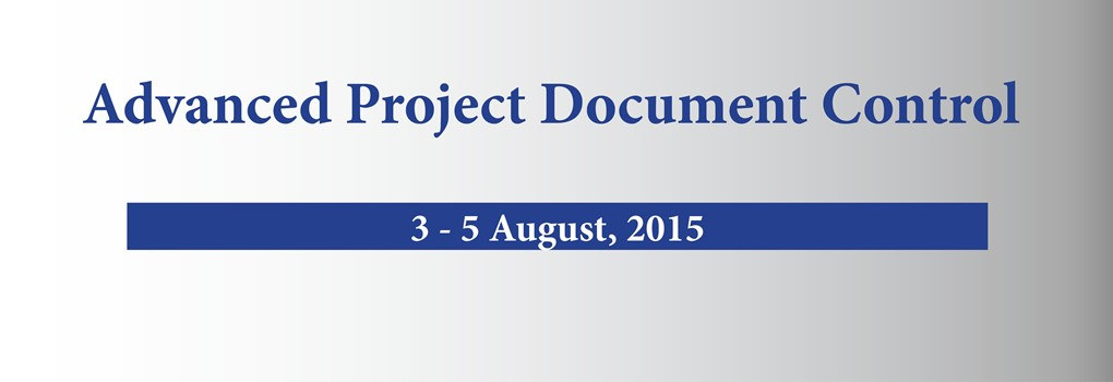 Advanced Project Document Control