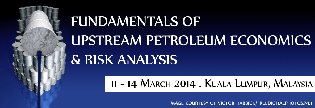 Fundamentals of Upstream Petroleum Economics and Risk Analysis