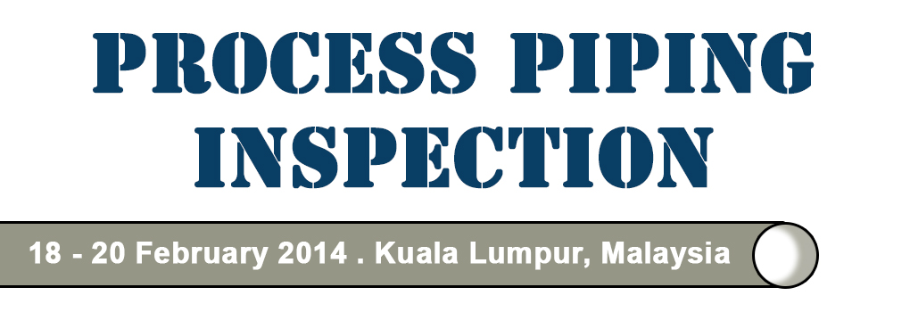 Process Piping Inspection